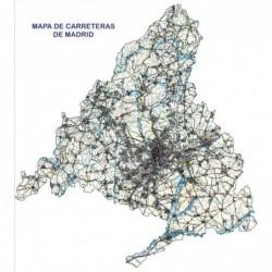 MAPA DE CARRETERAS DE MADRID