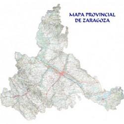 MAPA DE CARRETERAS ZARAGOZA...