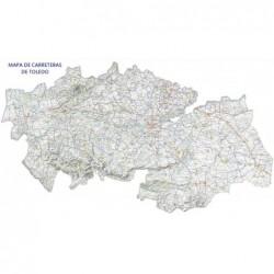 MAPA DE CARRETERAS DE TOLEDO