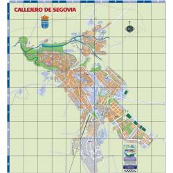 CALLEJERO DE SEGOVIA -...