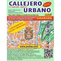 CALLEJERO URBANO DE GRANADA...