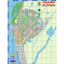 CALLEJERO DE HUELVA - PLANO...