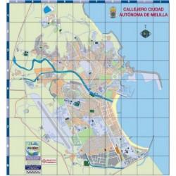CALLEJERO  DE MELILLA -...
